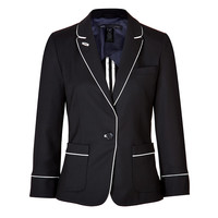 Marc by Marc Jacobs - Piped Blazer