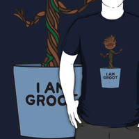 I Am Little Groot