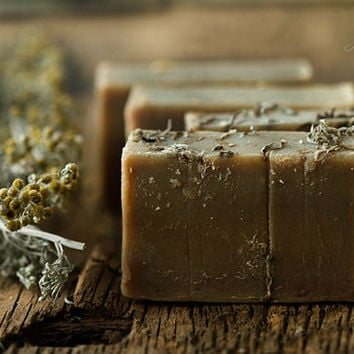 Wormwood Absinthe Homemade Magical Artisan Glycerin Soap