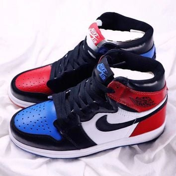 Nike Air Jordan 1 Retro High OG Fashion Sneakers Sport Shoes-1
