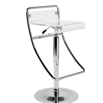 Angelita Bar / Counter Stool design by Euro Style