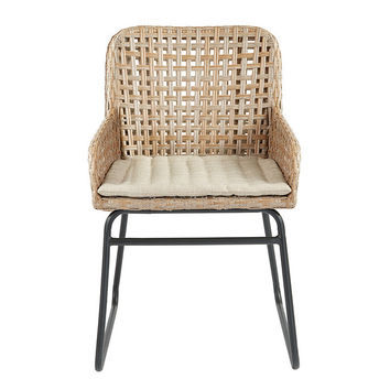 Bailey Woven Chair | Ballard Designs