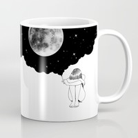 3 Minute Galaxy Mug by Henn Kim