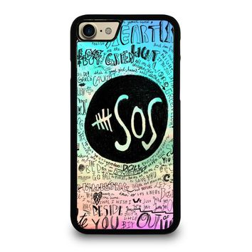 5 SECONDS OF SUMMER 3 5SOS Case for iPhone iPod Samsung Galaxy