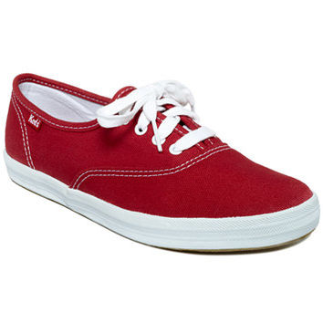 Keds Women's Champion Oxford Sneakers | macys.com