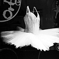 ballet photography black and white photography Paris decor french photo tutu dress ballerina baby girl nursery ballet art 4x6 5x7 6x8 8x10