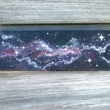 Galaxy Painting || Galaxy Art || Cosmos Wall Art || Universe Space Painting