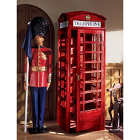 Replica British Telephone Booth