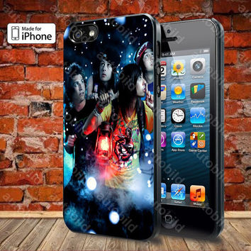 Pierce the Veil Band Case For iPhone 5, 5S, 5C, 4, 4S and Samsung Galaxy S3, S4