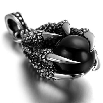 Fashion act the role ofing is tasted Personality dragon claw pendant SP437