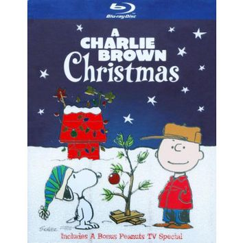 A Charlie Brown Christmas (Blu-ray Disc) (2 Disc) (Deluxe Edition) (Remastered) (Enhanced Widescreen for 16x9 TV) (Eng) 1965