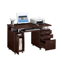 Techni Mobili Super Storage Computer Desk