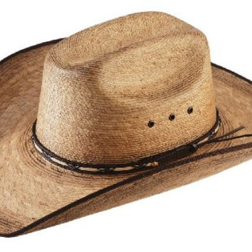 Jason Aldean Men's Resistol Amarillo Sky Cowboy Hat Natural 7