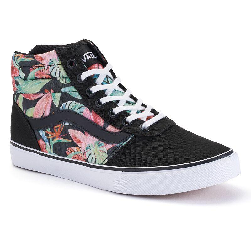 3eed98e3d1 Vans Milton Women s High-Top Skate Shoes from Kohl s