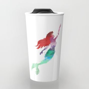 Ariel Little Mermaid Travel Mug by Xiari