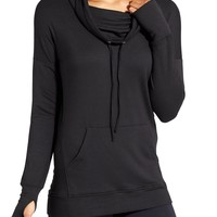Studio Cowl Sweatshirt | Athleta