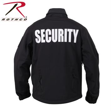Rothco Special Ops Soft Shell Security Jacket