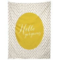 Allyson Johnson Hello Gorgeous Tapestry