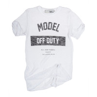 MOD Uniform Dress Tee – The Laundry Room