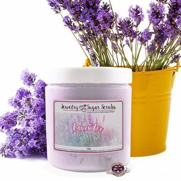 Lavender | Single Jewelry Sugar Scrub®