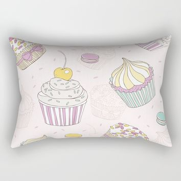 Sweets Galore! Rectangular Pillow by All Is One
