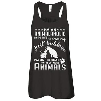 I'm An Animalaholic On The Road To Recovery Veterinarian