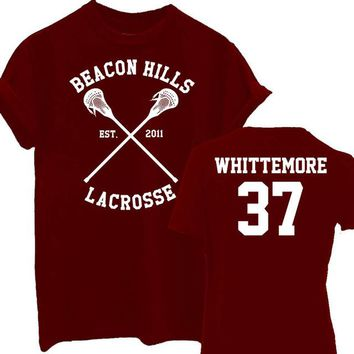Teen Wolf Whittemore Lacrosse T-Shirt