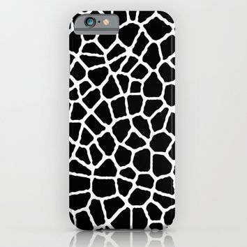 staklo (black with white) iPhone & iPod Case by Trebam | Society6