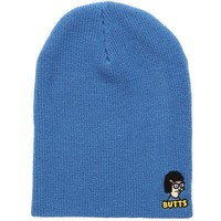 Bob's Burgers Tiny Tina Butts Adult Slouch Beanie Hat - Blue