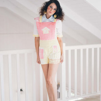 Sweet Cottage Playsuit