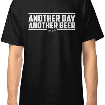Another Day Another Beer - Drinking Unisex T-shirt