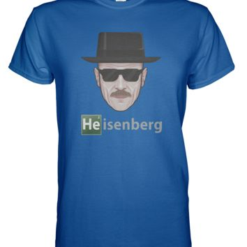 Breaking Bad Heisenberg Funny T-shirt