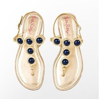 Lilly Pulitzer - FINAL SALE - Set In Stone Sandal