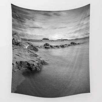Sealust Wall Tapestry by HappyMelvin