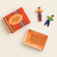 WORRY NO MORE WORRY DOLL KIT