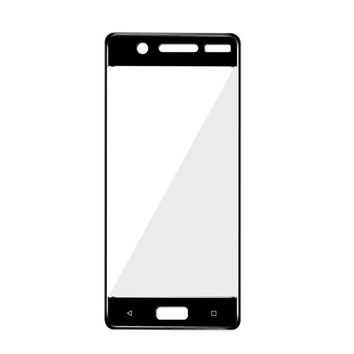 Full Cover Tempered Glass Screen Protector for Nokia 5