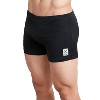 Eros Sport Core Vibe Shorts are best yoga clothing for bikram yoga and hot yoga practice for men.
