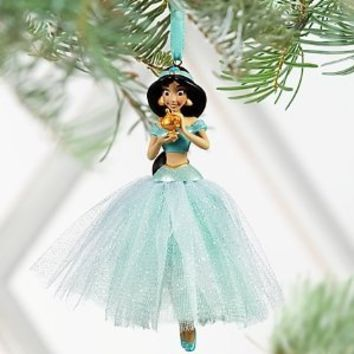 2011 Disney Princess Jasmine Ornament