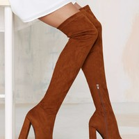 Jeffrey Campbell Isolate Over-the-Knee Boot