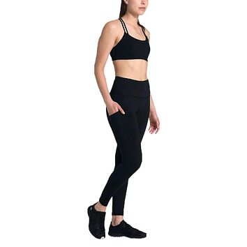 Women's Motivation High Rise Pocket 7/8 Tights by The North Face