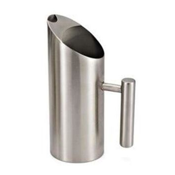 Stainless Steel Cold Water Bottle Kettle Coffe Bottle Juice Jug 1L
