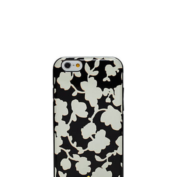 Kate Spade Graphic Floral Resin Iphone 6 Case
