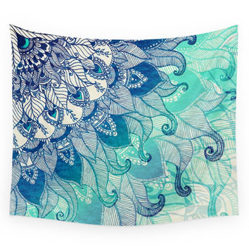 Society6 Clarity Wall Tapestry