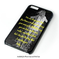 R5 Lyric iPhone 4 4S 5 5S 6 6 Plus Case and iPod Touch 4 5 Case