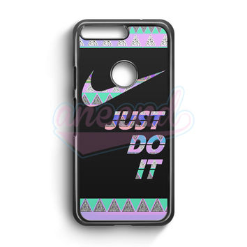 Just Do It Google Pixel Case | aneend.com
