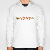 Unicorn Food Hoody by That's So Unicorny