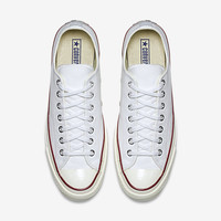 The Converse Chuck Taylor All Star '70 Low Top Unisex Shoe.