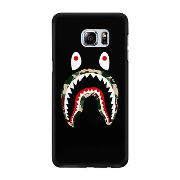 Shark Camo Samsung Galaxy S6 Edge Plus Case