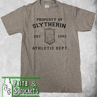 Slytherin Athletic Dept Unisex T-Shirt