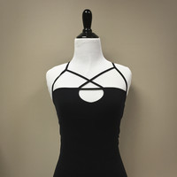 Seams Lovely Strappy Racerback Camisole